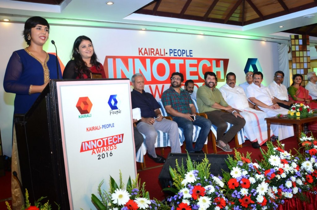 Kairali Innotech Awards